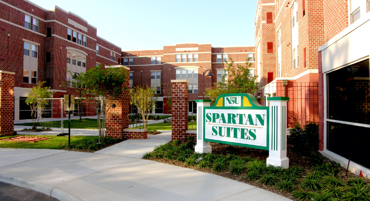 Capstone On-campus Awarded Management Of Spartan Suites At Norfolk State University