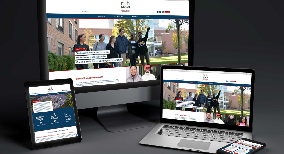 COCM Launches New Website