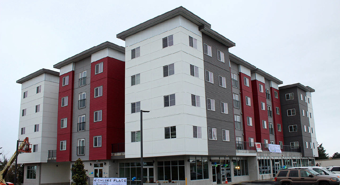 COCM Awarded Management of Campus View Apartments at Highline College