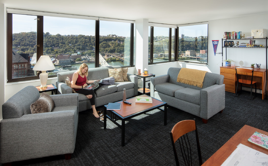 Breathing New Life Into an Aging Residence Hall